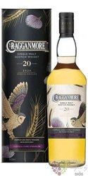 """Cragganmore 2007 """" Special releases 2020 """" single malt Speyside whisky 55.8% vol.  0.70 l"""