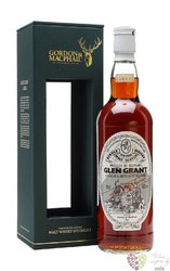 "Glen Grant 1963 "" Rare vintage "" Speyside whisky by Gordon & MacPhail 40% vol.0.70 l"