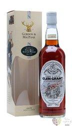 "Glen Grant 1962 "" Rare vintage "" Speyside whisky by Gordon & MacPhail 40% vol.0.70 l"