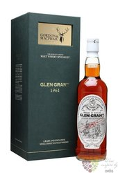 "Glen Grant 1961 "" Rare vintage "" Speyside whisky by Gordon & MacPhail 40% vol.0.70 l"
