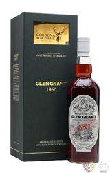 "Glen Grant 1960 "" Rare vintage "" Speyside whisky by Gordon & MacPhail 40% vol.0.70 l"