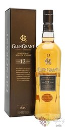 Glen Grant 12 years old single malt Speyside Scotch whisky 43% vol.  0.70 l