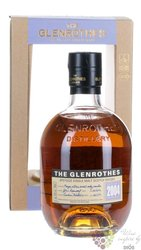"Glenrothes 2004 "" Vintage reserve "" single malt Speyside whisky 43% vol. 0.70 l"