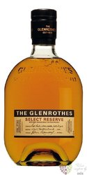 Glenrothes Select         43%0.70l