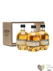 "Glenrothes "" 91&94&SR "" set of single malt Speyside whisky 43% vol. 3 x 0.10 l"