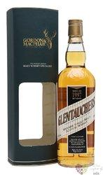 """Glentauchers 1997 """" Gordon & MacPhail Distillery labels  """" Speyside whisky 43% vol.  0.70 l"""