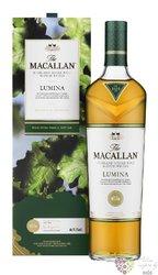 "Macallan Quest collection "" Lumina "" Speyside single malt whisky 41.3% vol.  0.70 l"