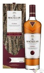 "Macallan Quest collection "" Terra "" Speyside single malt whisky 43.8% vol.  0.70 l"