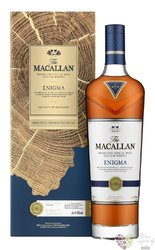 """Macallan Quest collection """" Enigma """" Speyside single malt whisky 44.9% vol.  0.70 l"""