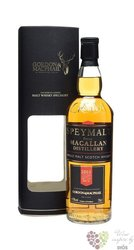 "Macallan 2003 "" Speymalt Gordon & MacPhail "" Speyside single malt whisky 43%vol.  0.70 l"