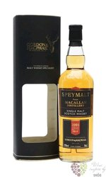 "Macallan 2005 "" Speymalt Gordon & MacPhail "" Speyside single malt whisky 43%vol.  0.70 l"