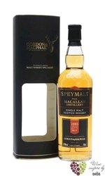"Macallan 2006 "" Gordon & MacPhail Speymalt "" Speyside single malt whisky 43%vol.  0.70 l"