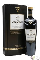 "Macallan 1824 collection "" Rare cask black "" Speyside single malt whisky 40% vol.  0.70 l"