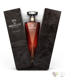 "Macallan 1824 Master series "" Reflexion "" Speyside single malt whisky 43% vol.0.70 l"