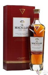 "Macallan 1824 collection "" Rare cask red "" Speyside single malt whisky 43% vol.0.70 l"