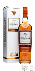 "Macallan 1824 series "" Sienna "" Speyside single malt whisky 40% vol.    0.70 l"