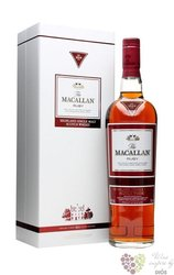 "Macallan 1824 series "" Ruby "" Speyside single malt whisky 40% vol.  0.70 l"