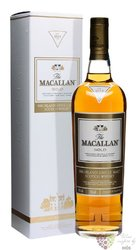"Macallan 1824 series "" Gold "" Speyside single malt whisky 40% vol.    0.70 l"