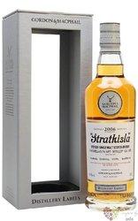 """Strathisla 2008 """" Gordon & MacPhail Distillery labels """" Speyside whisky 43% vol.  0.70 l"""