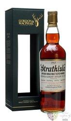 """Strathisla 1960 """" Gordon & MacPhail Rare vintage """" Speyside whisky 43% vol.  0.70 l"""