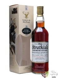 "Strathisla 1964 "" Distillery labels "" bottled 2006 Speyside by Gordon & MacPhail 43% vol.  0.70"
