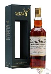 """Strathisla 1969 """" Rare vintage of Gordon & MacPhail """" Speyside whisky 43% vol.0.70 l"""