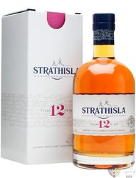 Strathisla 12 years old Speyside malt Scotch whisky 43% vol.  1.00 l