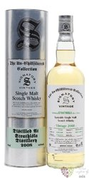 """Strathisla 2008 """" Signatory Vintage """" Speyside whisky 46% vol.  0.70 l"""