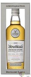 """Strathisla 2008 """" Gordon & MacPhail Distillery labels """" Speyside whisky 46% vol.  0.70 l"""