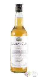 "Tomatin "" Ancient Clan "" blended Scotch whisky 40% vol.  0.70 l"