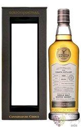 "Tomatin 1989 "" Gordon & MacPhail Connoisseurs choice "" Speyside whisky 55% vol.  0.70 l"