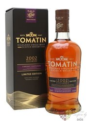 "Tomatin 1995 "" Single cask collection "" Speyside single malt whisky 58.2% vol.0.70 l"