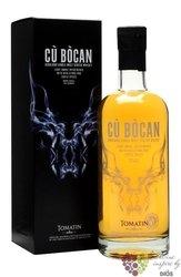 "Tomatin "" Cu Bocan "" Speyside single malt whisky 46% vol.  1.00 l"