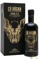 "Tomatin 1990 "" Cu Bocan "" Speyside whisky 52.9% vol.  0.70 l"