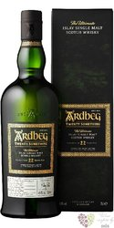 "Ardbeg 1991 "" XOP "" aged 25 years Islay whisky Douglas Laing & Co 48.2% vol.  0.70 l"