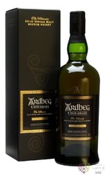 "Ardbeg "" Uigeadail "" aged 10 years single malt Islay Scotch whisky 54% vol.   0.70 l"