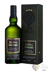 "Ardbeg 2014 "" Auriverdes "" single malt Islay whisky 49.9% vol.    0.70 l"
