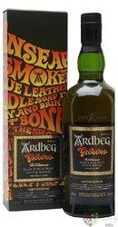 "Ardbeg "" Grooves "" single malt Islay whisky 46% vol.  0.70 l"