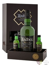 "Ardbeg "" TEN Exploration "" aged 10 years single malt Islay whisky 46% vol.  0.70 l"