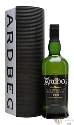 "Ardbeg "" TEN Warehouse "" aged 10 years single malt Islay whisky 46% vol.  0.70 l"