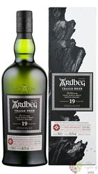 "Ardbeg "" Traigh Bhan "" 19 years oold single malt Islay whisky 46.2% vol.  0.70 l"
