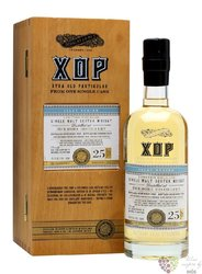 "Bowmore 1989 "" XOP "" aged 25 years Islay whisky Douglas Laing & Co 55.1% vol.  0.70 l"