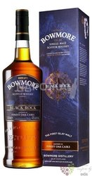 "Bowmore "" Black Rock "" single malt Islay whisky 40% vol.  1.00 l"