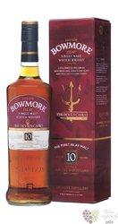 "Bowmore "" The Devils cask batch 2 "" aged 10 years single malt Islay whisky 56.3% vol.   0.70 l"