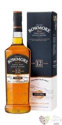 "Bowmore "" Enigma "" aged 12 years Single malt Islay whisky 40% vol.    1.00 l"