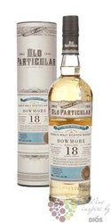"""Bowmore 1997 """" Old Particular Douglas Laing & Co """" aged 18 years Islay 48.4%vol.   0.70 l"""