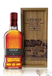 Ledaig 18 years old single malt Mull whisky 46.3% vol.  0.70 l