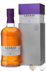 "Ledaig "" Marsala cask "" aged 19 years single malt Mull whisky 51% vol.  0.70 l"