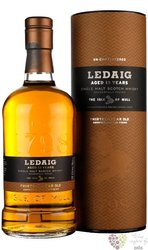 "Ledaig "" Amontialdo cask "" aged 13 years Mull whisky 59.2% vol.  0.70 l"