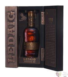 "Ledaig 1972 "" Dusgadh "" aged 42 years island Mull whisky 46.7% vol.   0.70 l"